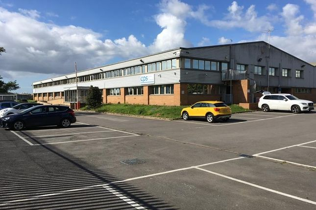 Thumbnail Warehouse to let in Zone 1 Eastern Business Park, Bridgend Industrial Estate, Bennett Street, Bridgend, Bridgend