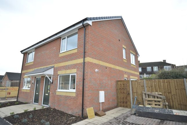 2 bed semi-detached house for sale in Fernhill Lane, Gobowen, Oswestry