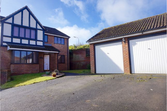 Thumbnail Detached house for sale in Mallow Walk, Royston