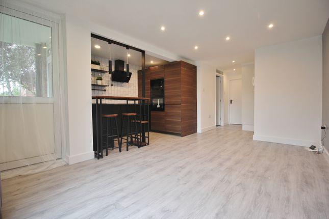Thumbnail Flat to rent in Tredegar Road, London