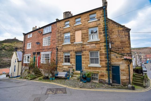 Thumbnail Terraced house for sale in High Street, Staithes, Saltburn-By-The-Sea