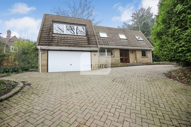 Thumbnail Detached house for sale in Wild Cherry Drive, Luton