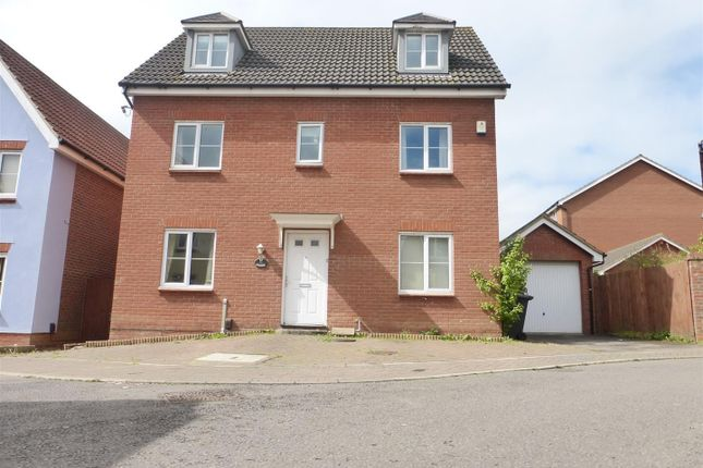 Thumbnail Property to rent in Horn Pie Road, Norwich