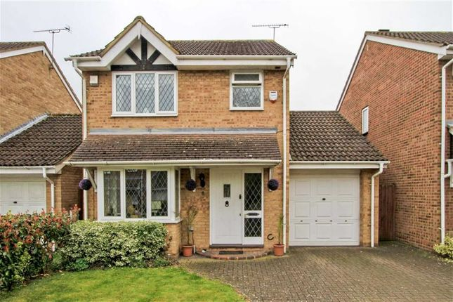 Thumbnail Detached house for sale in Cousins Close, Yiewsley, Middlesex