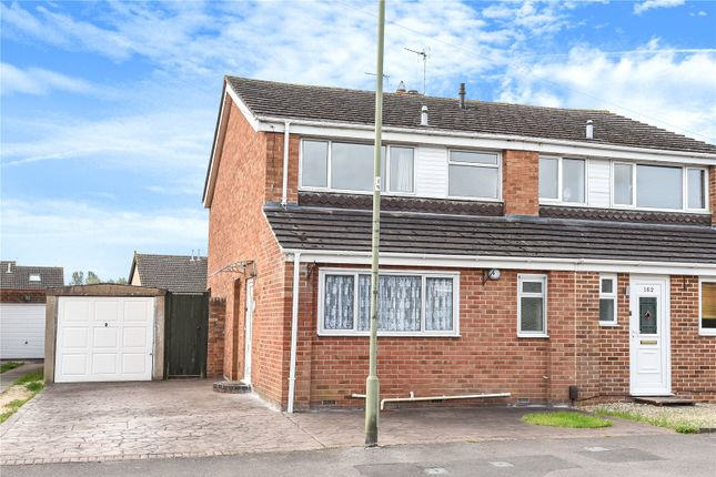 Thumbnail Semi-detached house to rent in Burwell Drive, Witney