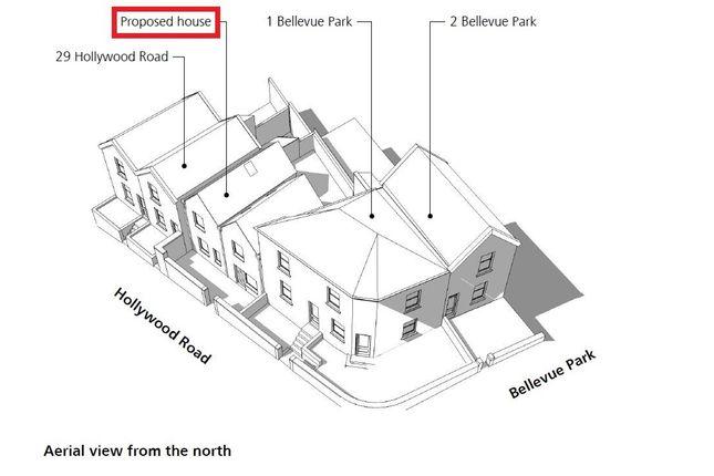 Thumbnail Land for sale in Bellevue Park, Brislington, Bristol