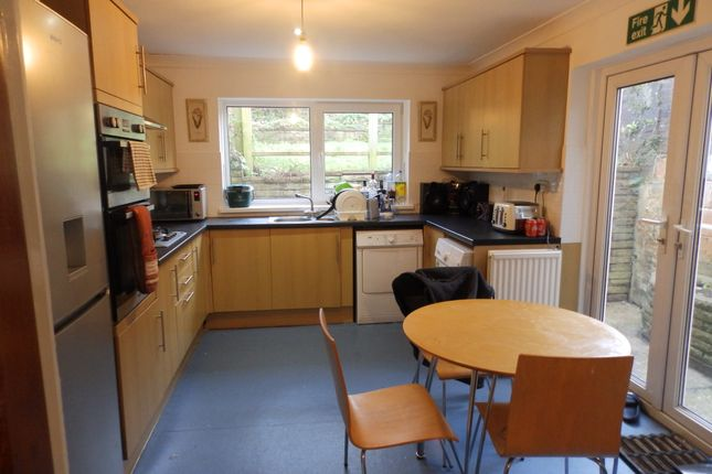 Thumbnail Shared accommodation to rent in Marlborough Road, Brynmill