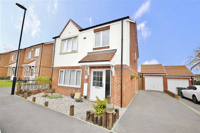Thumbnail Detached house for sale in Westerwood, Doxford, Sunderland