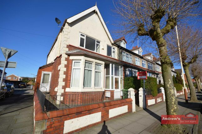 Thumbnail Flat to rent in Leasowe Road, Wallasey