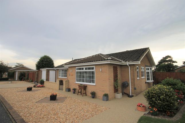 Thumbnail Detached bungalow for sale in Green Acres, Morton On Swale, Northallerton