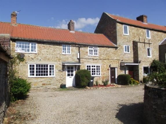 Thumbnail Terraced house for sale in Aldbrough St. John, Richmond, North Yorkshire