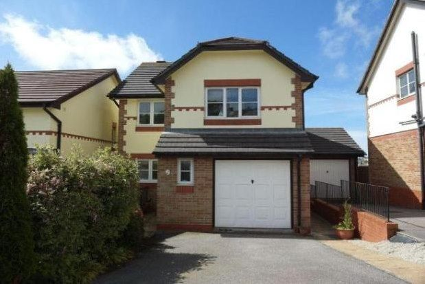 Thumbnail Property to rent in Century Close, St. Austell