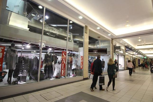 Thumbnail Retail premises to let in 14/15 Mill Street Mall, Grosvenor Centre, Macclesfield, Cheshire