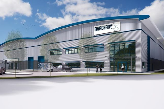 Thumbnail Industrial to let in Forrest Park, Newton Aycliffe