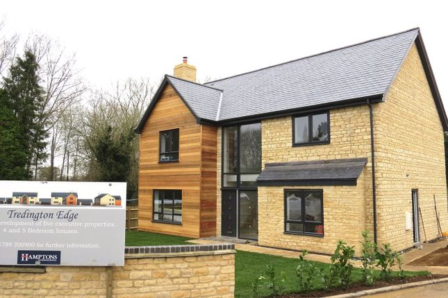 Thumbnail Detached house for sale in Armscote Road, Tredington, Shipston-On-Stour