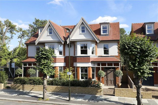 Thumbnail Semi-detached house for sale in Dunmore Road, West Wimbledon, London