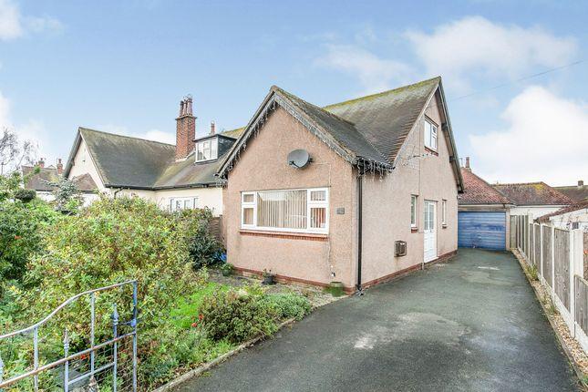 Thumbnail Property for sale in Penrhos Drive, Penrhyn Bay, Llandudno, Conwy