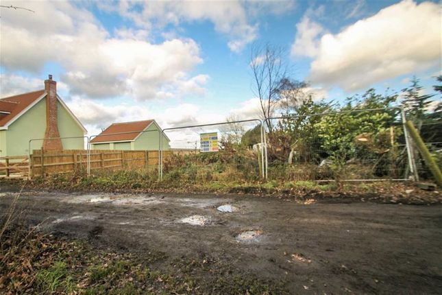 Thumbnail Land for sale in Harwich Road, Little Clacton, Clacton-On-Sea