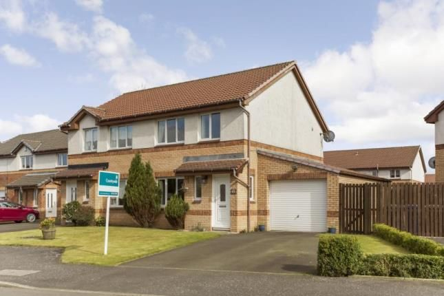 Thumbnail Semi-detached house for sale in Blairafton Wynd, Kilwinning, North Ayrshire