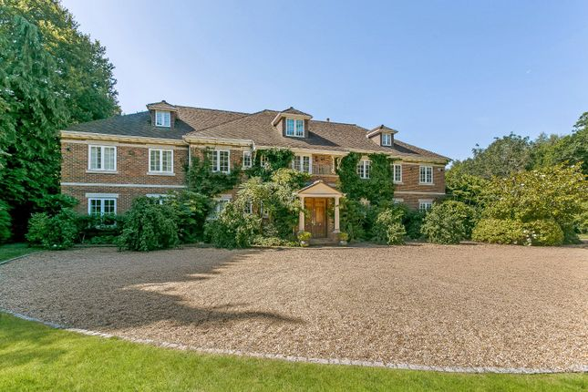 Thumbnail Detached house for sale in College Lane, Hurstpierpoint, Hassocks, West Sussex