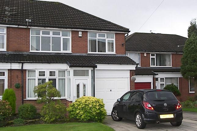 Thumbnail Semi-detached house to rent in Buttermere Road, Farnworth