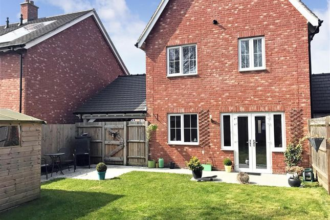 Thumbnail Detached house for sale in Shrubwood Close, Harrietsham, Maidstone, Kent