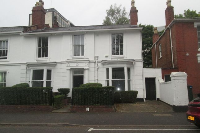 Thumbnail Semi-detached house to rent in Frederick Road, Edgbaston, Birmingham