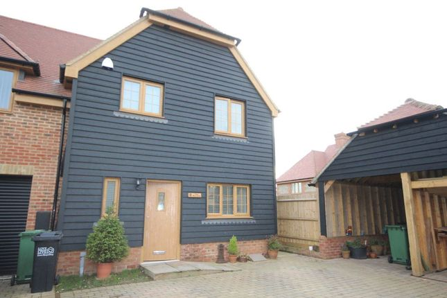 Thumbnail Property to rent in The Martlets, Hellingly, Hailsham