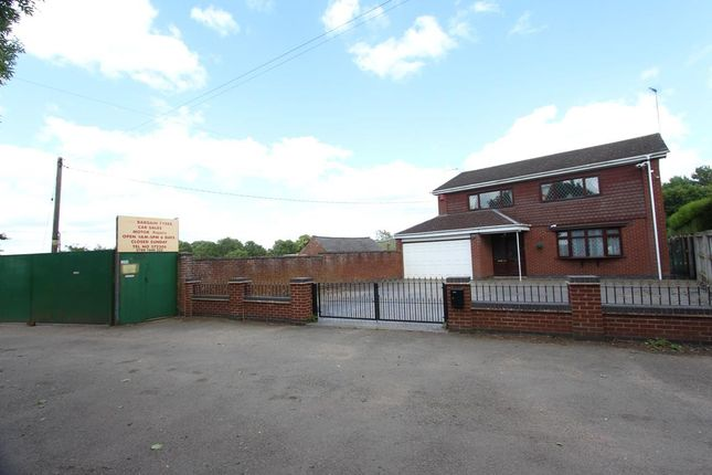 Thumbnail Property for sale in Thurnmill Road, Long Lawford, Rugby