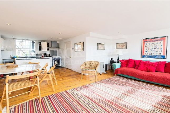 Thumbnail Flat to rent in Tabor Road, London