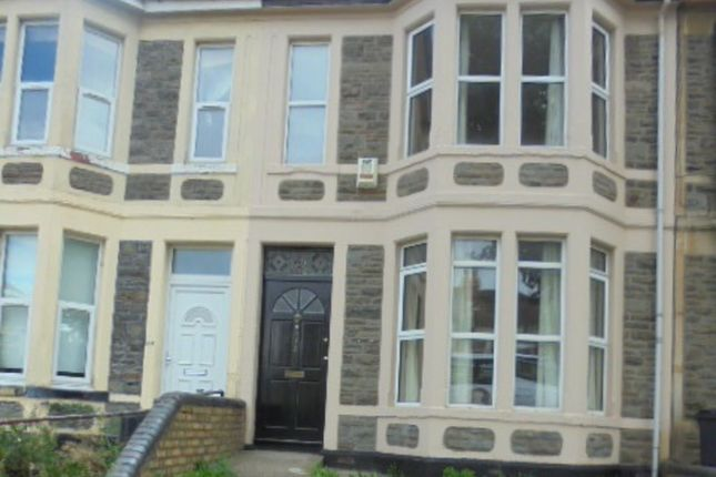 Thumbnail Terraced house to rent in Fishponds Road, Fishponds, Bristol