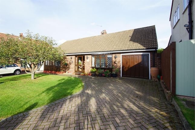 Thumbnail Detached bungalow for sale in The Lawns, Sidcup, Kent