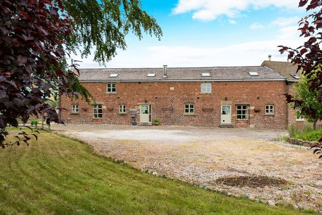 Thumbnail Barn conversion for sale in Drummersdale Lane, Scarisbrick, Ormskirk