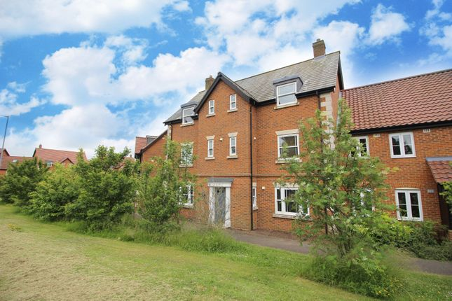Thumbnail Flat for sale in Wroxham Road, Sprowston, Norwich