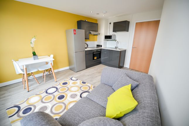 Thumbnail Flat to rent in 2 Broomhall Street, Sheffield