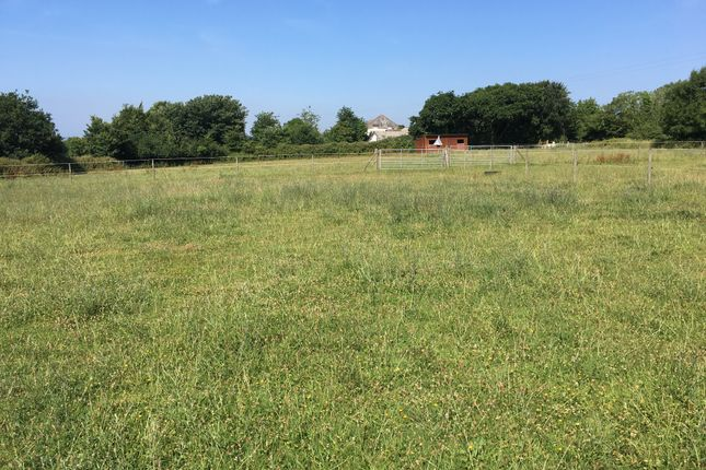 Thumbnail Land for sale in Ridge Road, Plympton, Plymouth