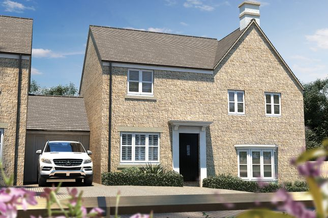"Thumbnail Semi-detached house for sale in ""The Hindhead"" at Barracks Road, Modbury, Ivybridge"