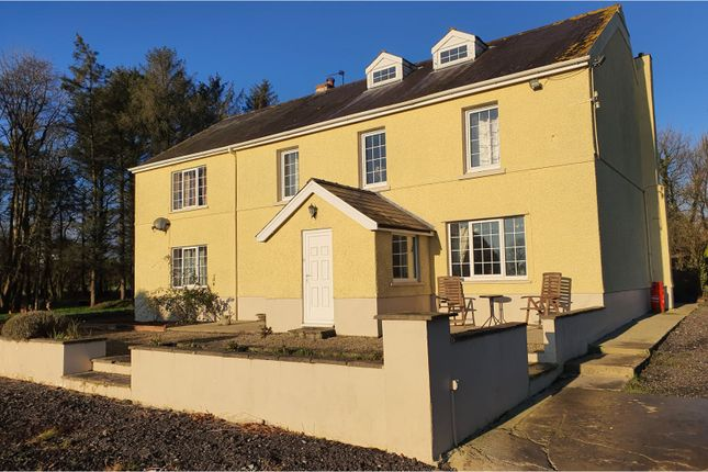 Thumbnail Property for sale in Cwmifor, Llandeilo