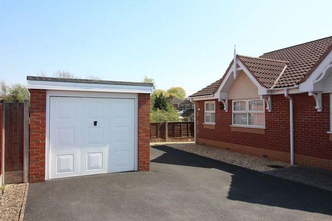 Thumbnail Semi-detached bungalow for sale in Enville Road, Wall Heath, Kingswinford