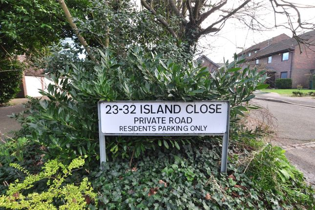 Island Close of Island Close, Staines-Upon-Thames, Surrey TW18