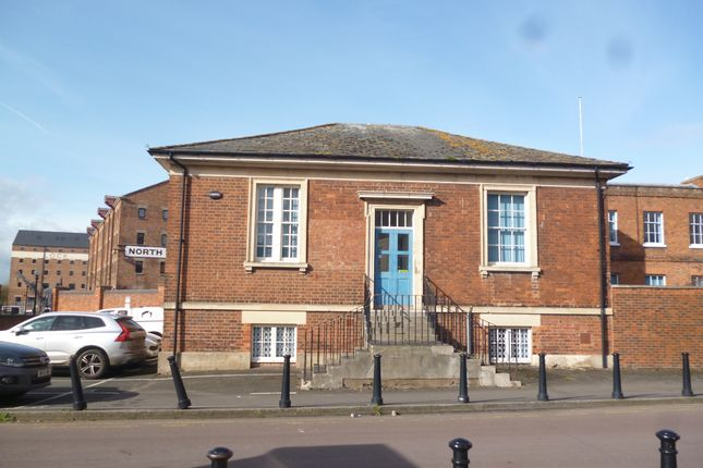 Thumbnail Office for sale in Commercial Road, Gloucester