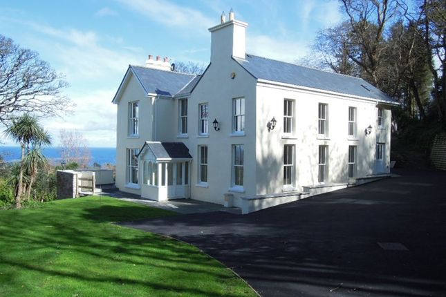 4 bed detached house for sale in Port Lewaigue, Maughold