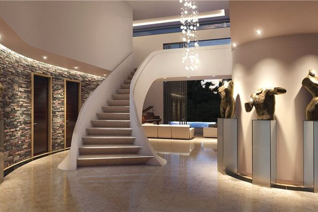 5 bedroom detached house for sale in Four Winds Park, St. George's Hill, Weybridge, Surrey