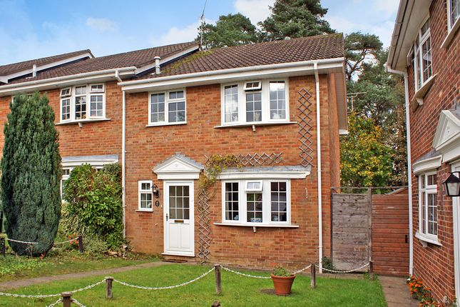 Thumbnail End terrace house to rent in Ashmead, Bordon