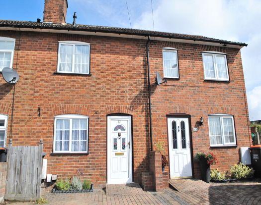 Thumbnail Terraced house to rent in Soulbury Road, Leighton Buzzard