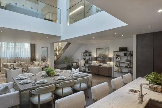 Thumbnail Property for sale in High Street, Marylebone, London
