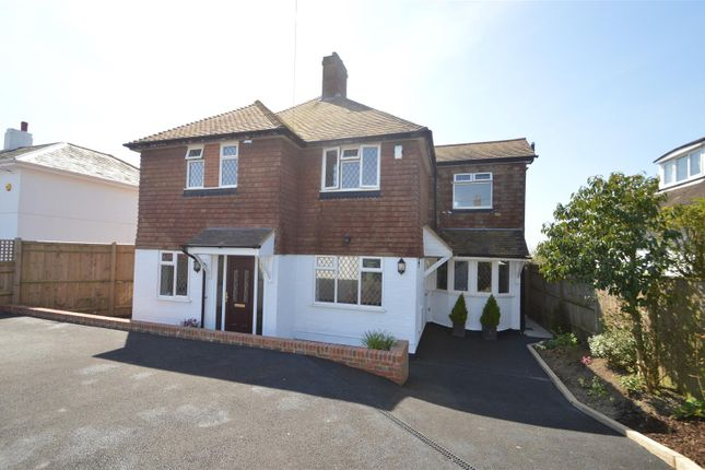 Thumbnail Detached house for sale in Hastings Road, Battle