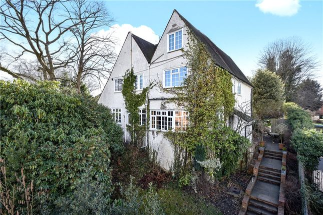 Thumbnail Property for sale in The Avenue, Camberley, Surrey