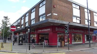 Thumbnail Retail premises to let in 10 & 11 Thurlow Street, Bedford, Bedfordshire