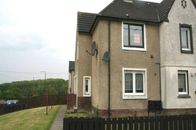 Thumbnail Flat to rent in Quarry Street, Shotts